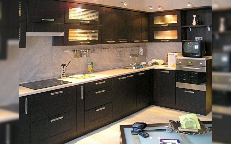 Кухня цвета венге: 130 реальных фото оформления и советы как выбрать гарнитур правильно