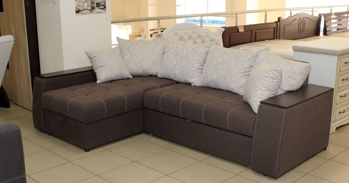 Угловой диван со спальным местом для гостиной: правильный выбор для комфортного сна