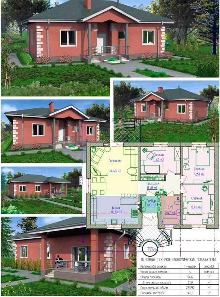 Планировка дома: топ-100 фото лучших идей для частных домов с различной планировкой