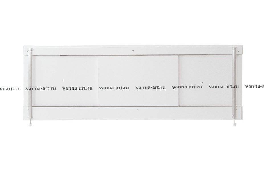 Экран под ванную: 125 фото особенностей установки и подбора размера