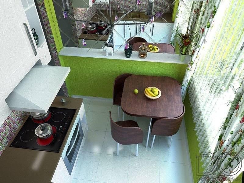 Оформление кухни в хрущевке: современные идеи и практичные решения
