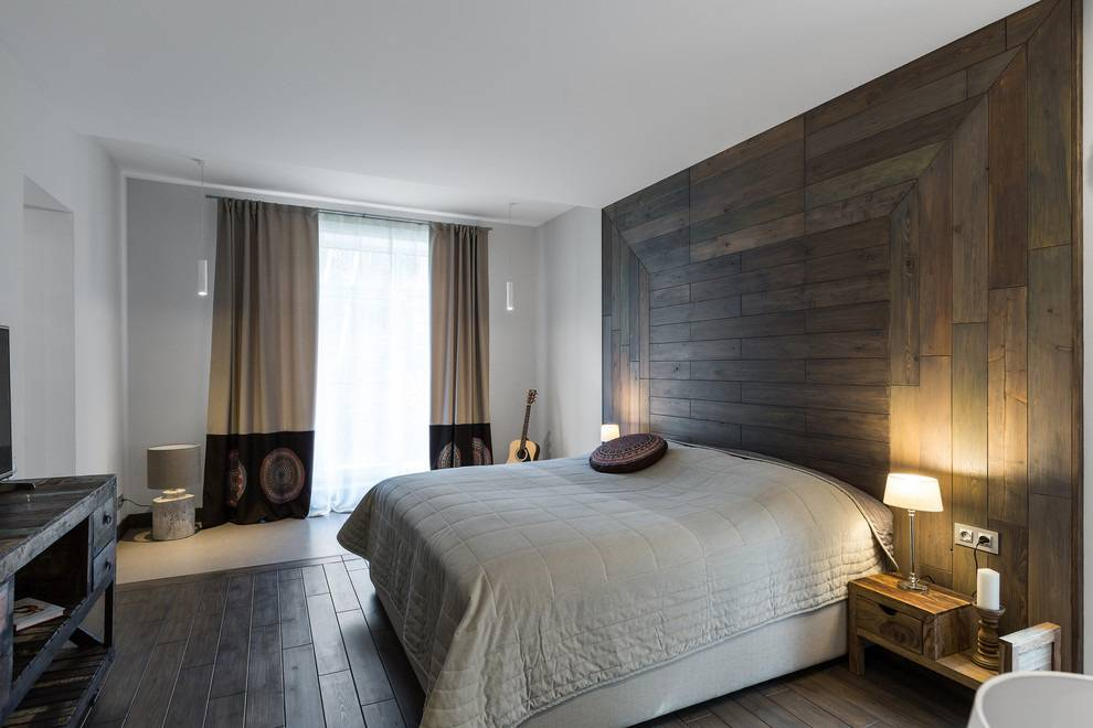 Как оформить потолок в спальне: 125 фото лучших идей и варианты их применения