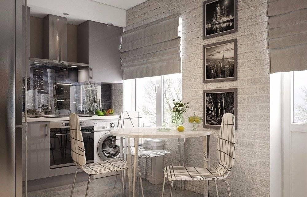Кухня в брежневке: идеи дизайна и фото интерьера