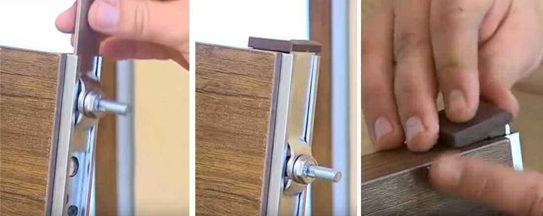 Как установить раздвижные двери — изучаем внимательно