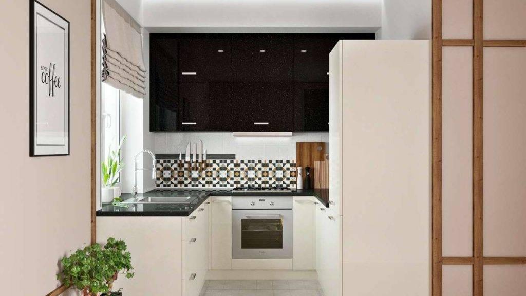 Дизайн п-образной кухни: фото + 10 советов как её удобно обустроить