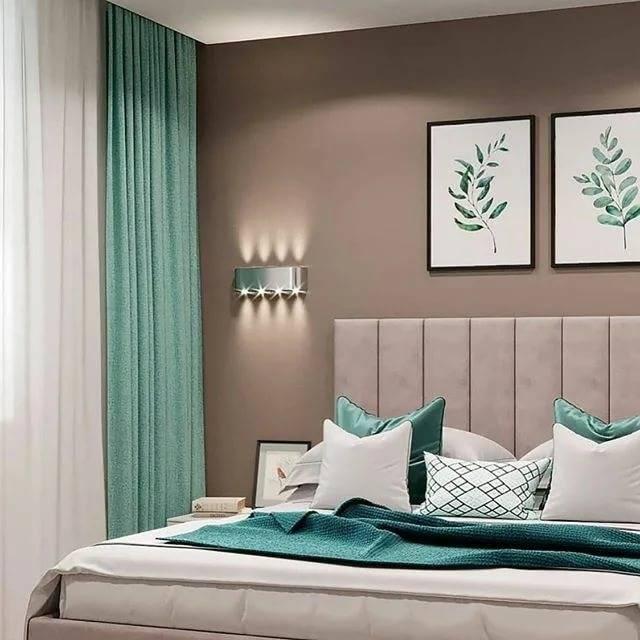Бежевая спальня – 120 фото лучших популярных идей создания красивых спален
