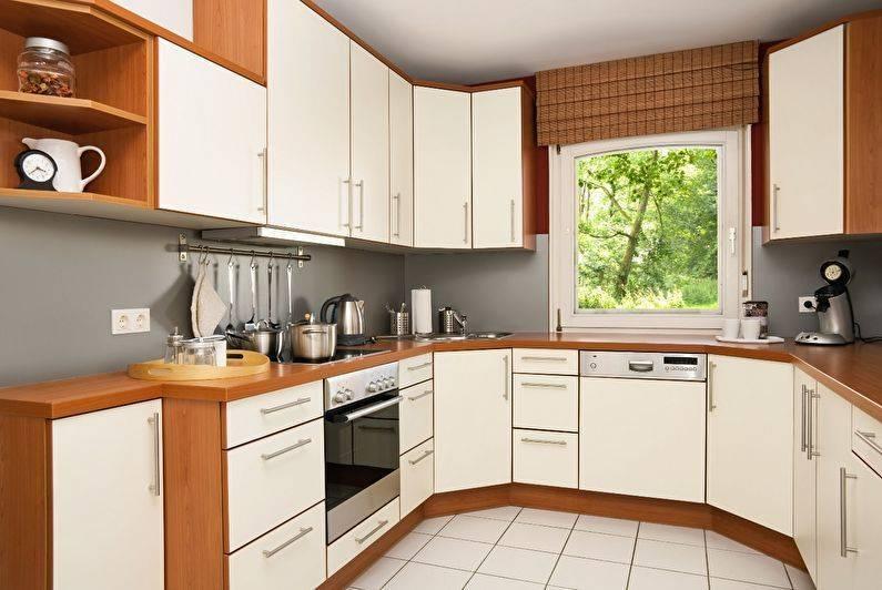 Угловые кухни (85 фото) - идеи дизайна, реальные интерьеры после ремонта