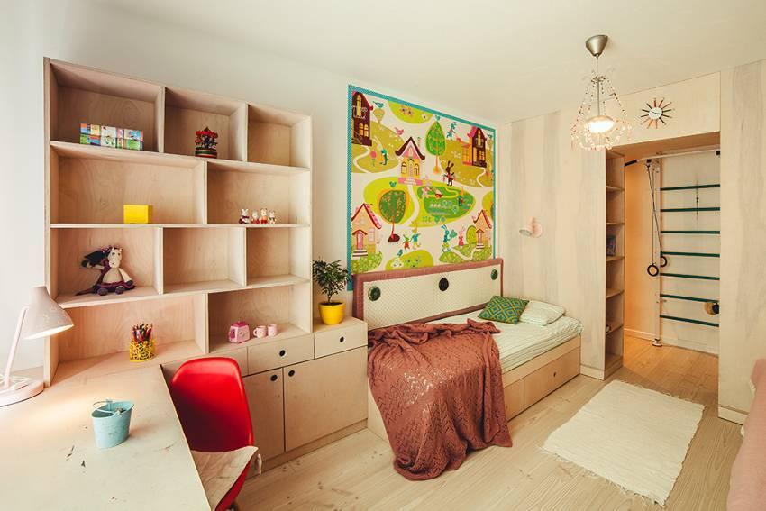 Дизайн-проекты комнаты