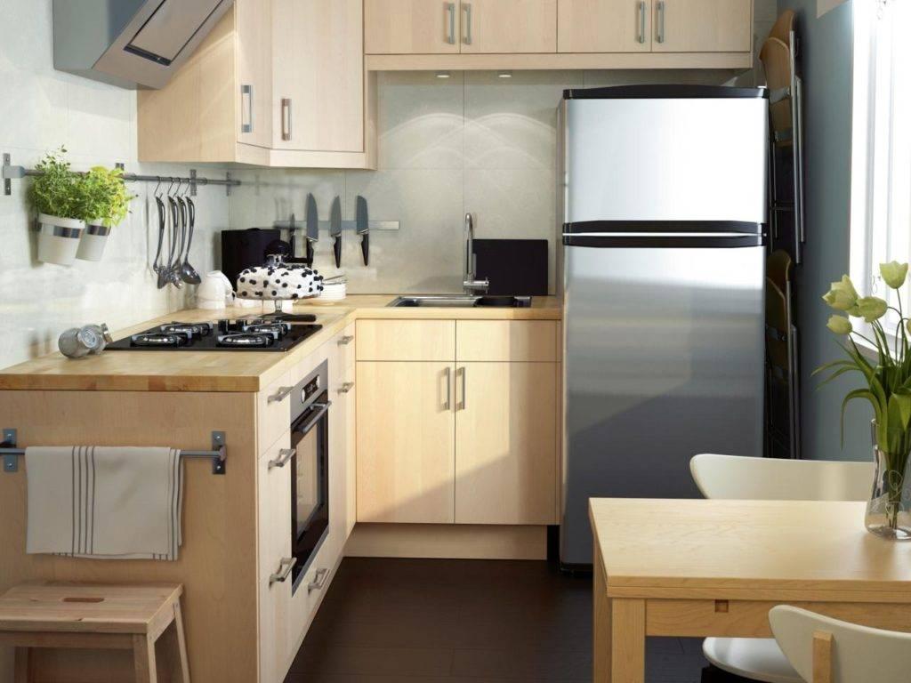 Малогабаритные кухни: 9 идей комфортного дизайна   дом мечты