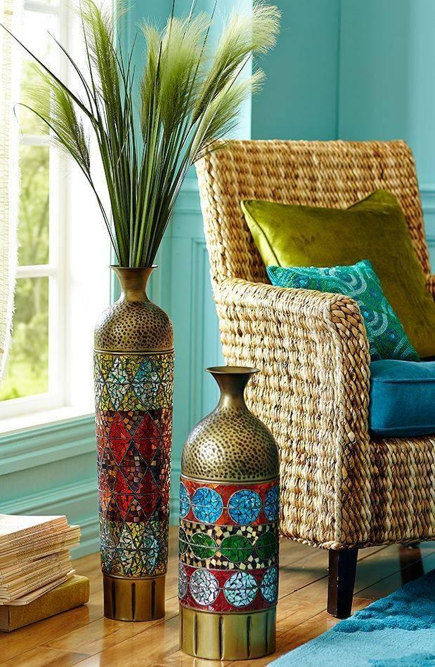 Декор для дома — стильные дизайнерские решения. 150 фото новинок для украшения интерьера в частном доме