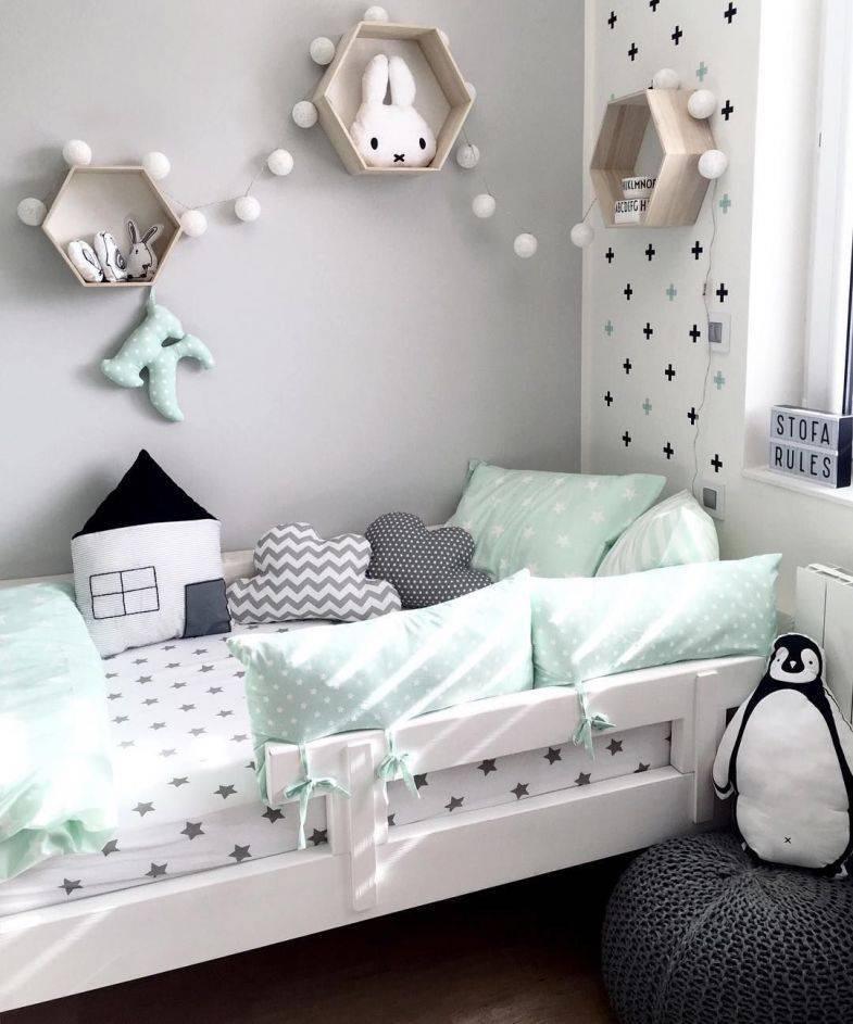 Декор детской комнаты - как сделать интерьер своими руками. 120 фото и видео советы от профи!