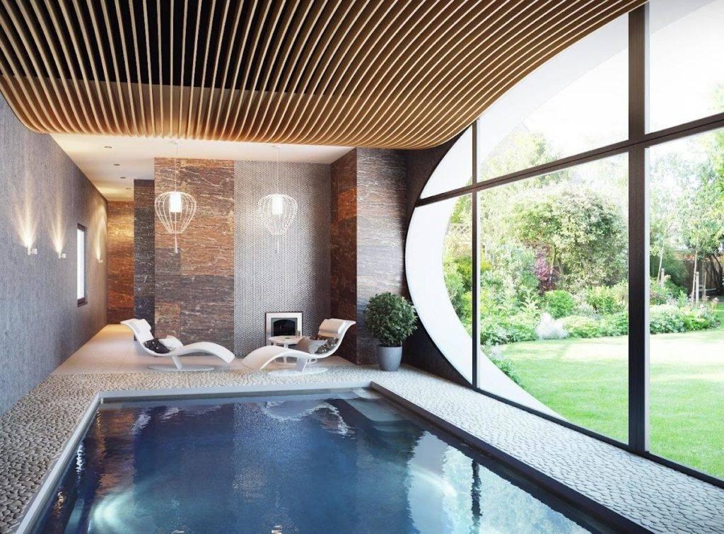 Концепция архитектуры жилого интерьера: 75 фото, схемы