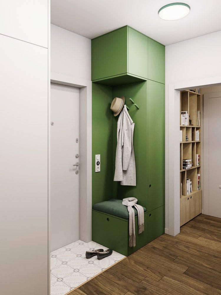 Прихожая в квартире панельного дома — варианты дизайна