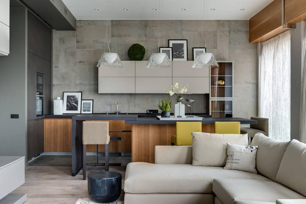Кухня-гостиная 15 квадратов дизайн: фото кв. м, планировка метров, квадратный проект, совмещенный интерьер дизайн кухни-гостиной 15 квадратов: стили и варианты – дизайн интерьера и ремонт квартиры своими руками