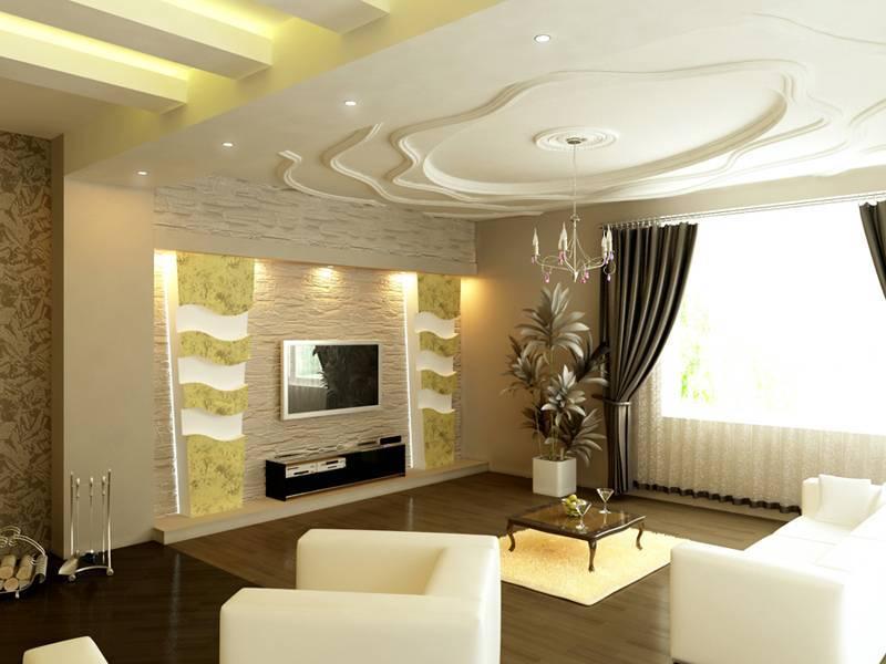 Интерьер зала в квартире: 70 красивых фото стильных интерьеров