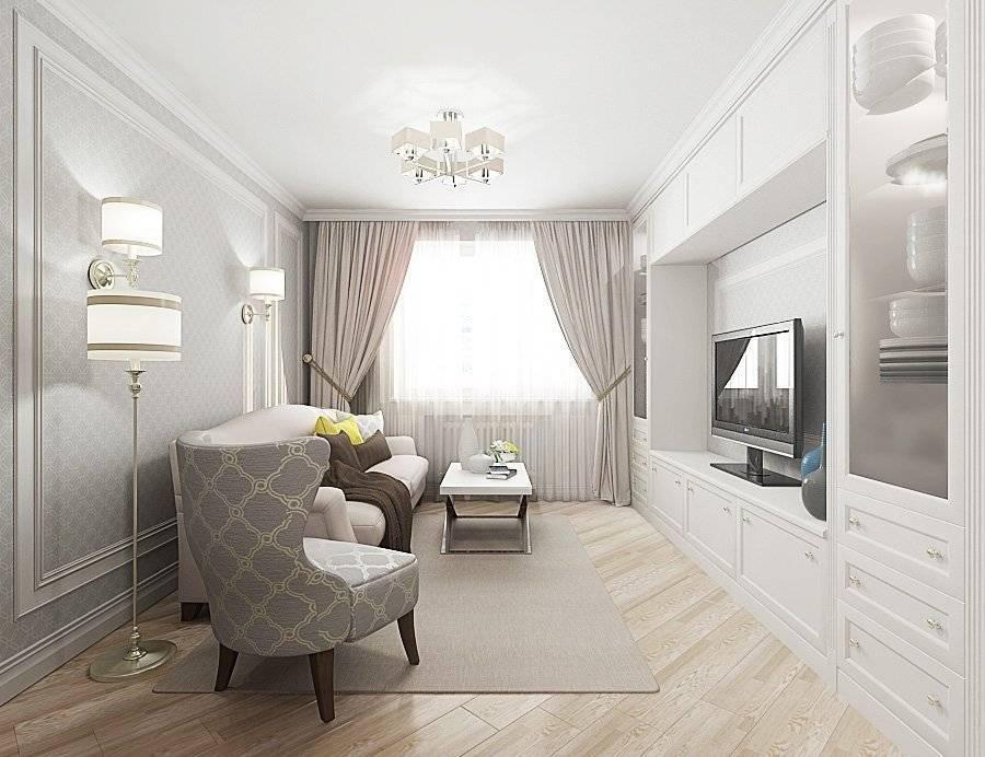 Дизайн двухкомнатной квартиры 60 кв. м: перепланировка, реорганизация или небольшой ремонт?