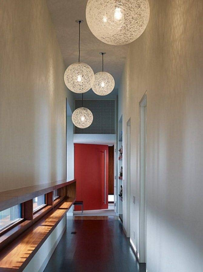 Настенные светильники: фото - 40+ примеров освещения комнат