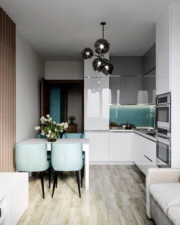Дизайн кухни 2020: лучшие современные идеи с 52 реальными фото