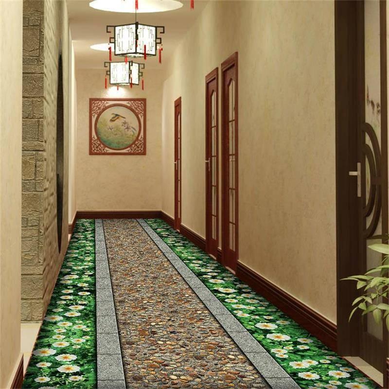 Советы и рекомендации по выбору ковровых дорожек для прихожей комнаты