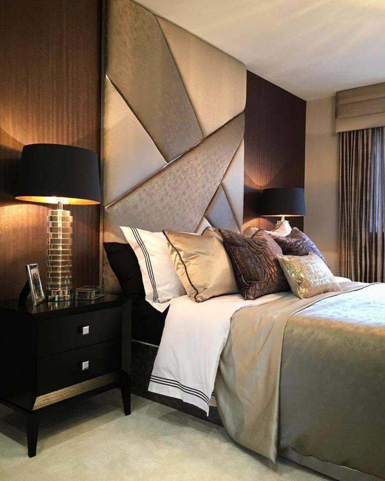 Серая спальня — 120 фото лучших примеров дизайна спальни в серых тонах