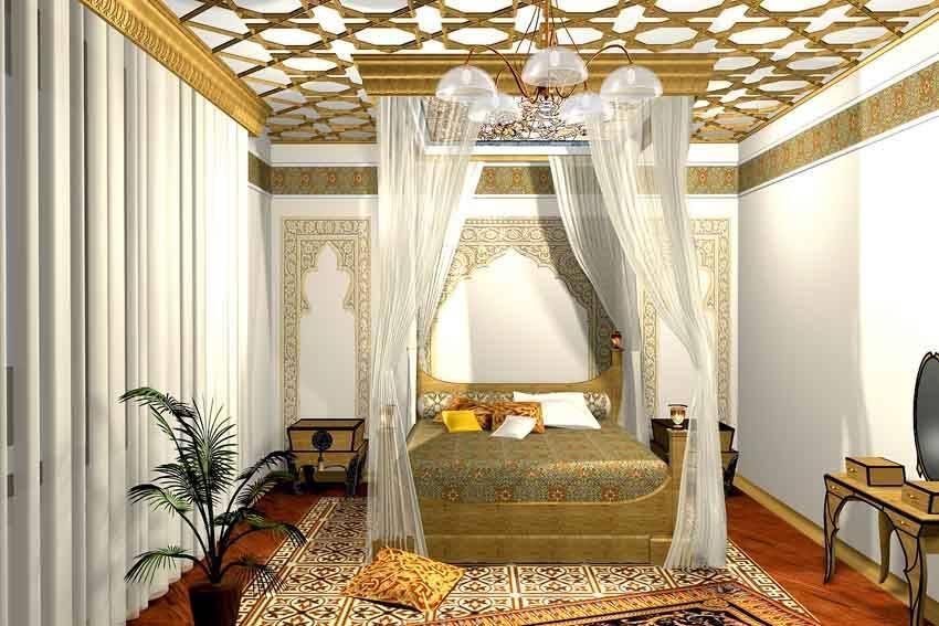 Дизайн комнат в восточном стиле: неиссякаемый источник идей для оформления помещений