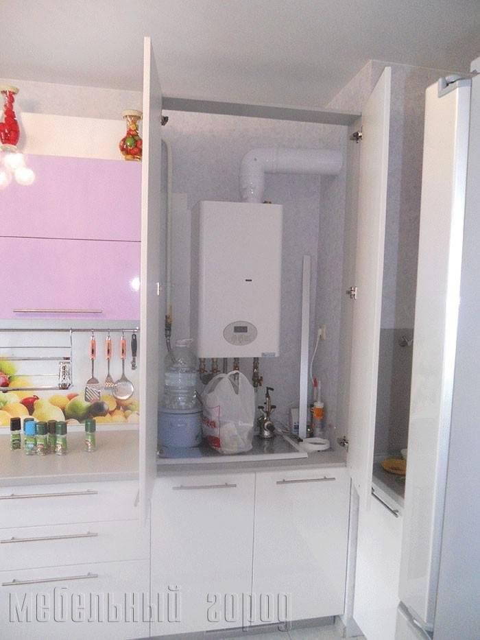 Котел на кухне: 115 фото актуальных вариантов размещения котла на кухне