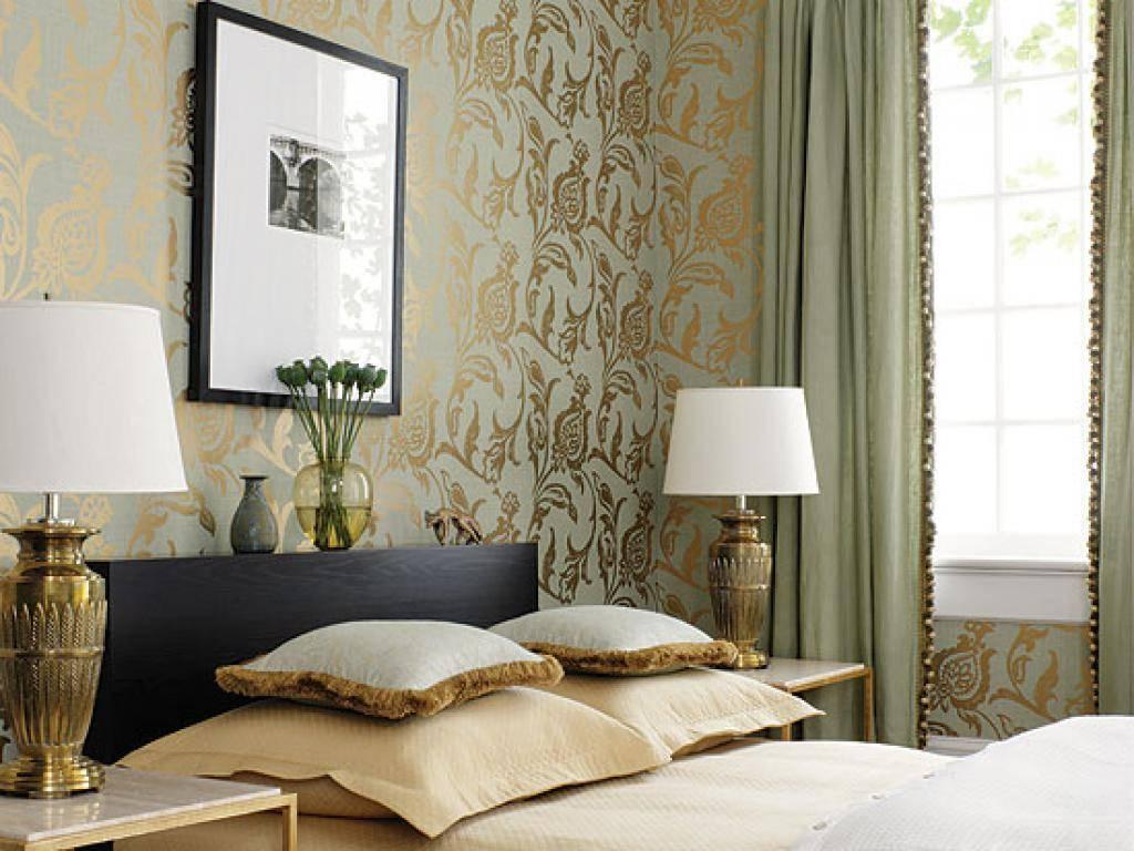 Серые обои в интерьере спальни: вдохновляющие идеи для дизайна, 70 фото