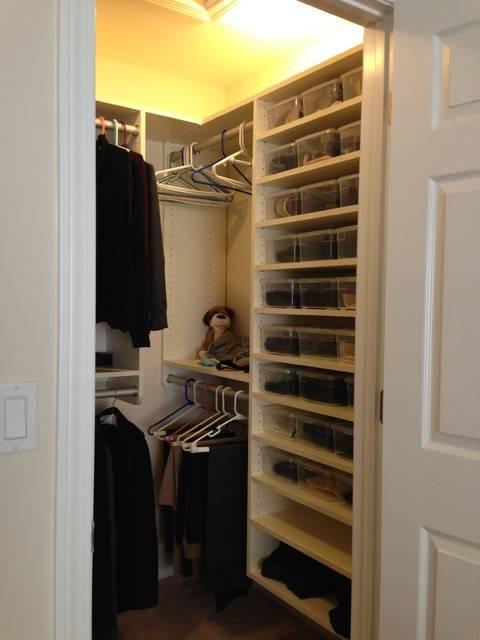 Гардеробные комнаты маленьких размеров: идеи дизайна, как сделать, в том числе на 2 кв м + фото