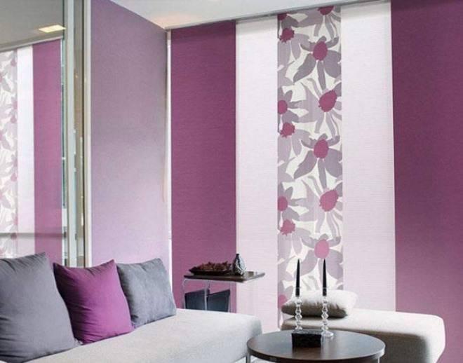 Двойные шторы в интерьере - 55 фото лучших вариантов дизайна