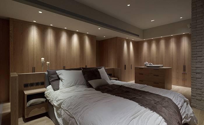 15 примеров освещения комнаты без люстры на фото