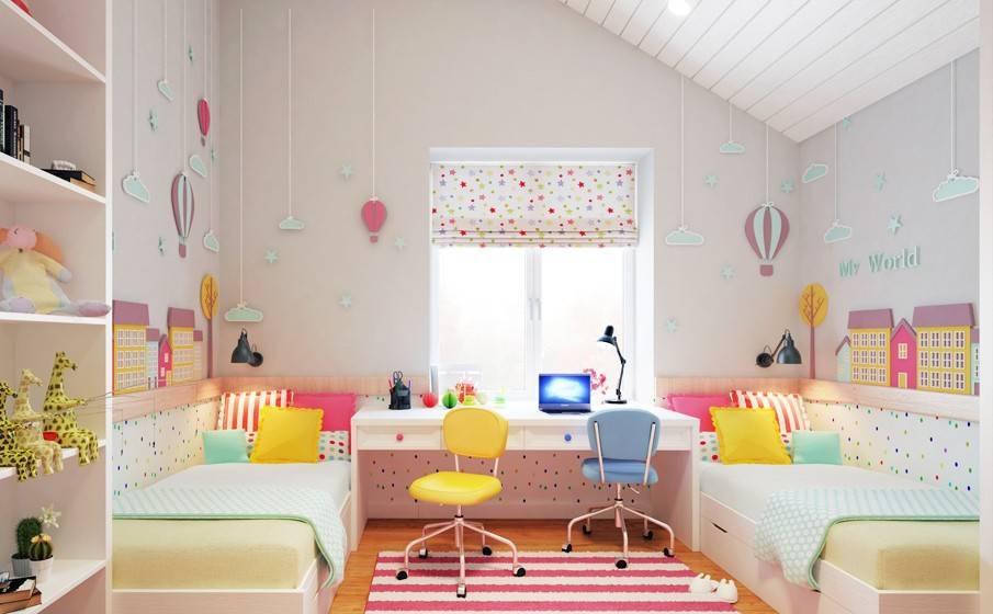 Современная комната для мальчика 5-7 лет (25 фото)