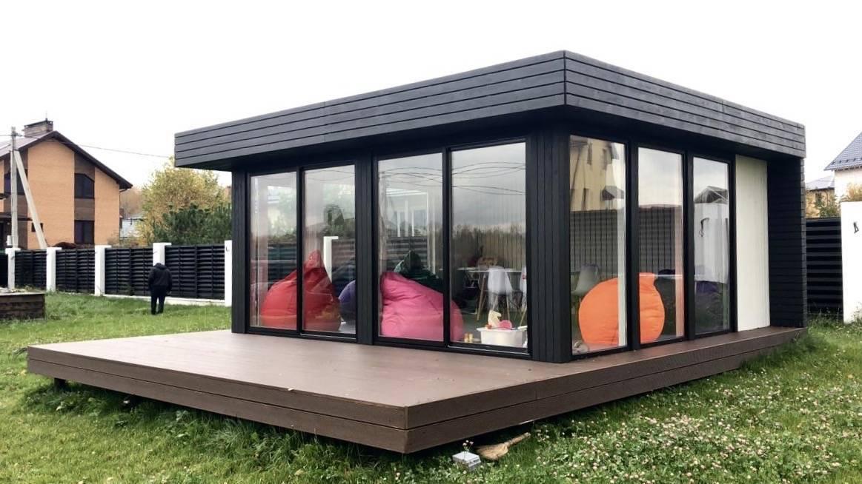 Зона отдыха на даче - красивое оформление, применение в ландшафте и особенности украшения (125 фото)