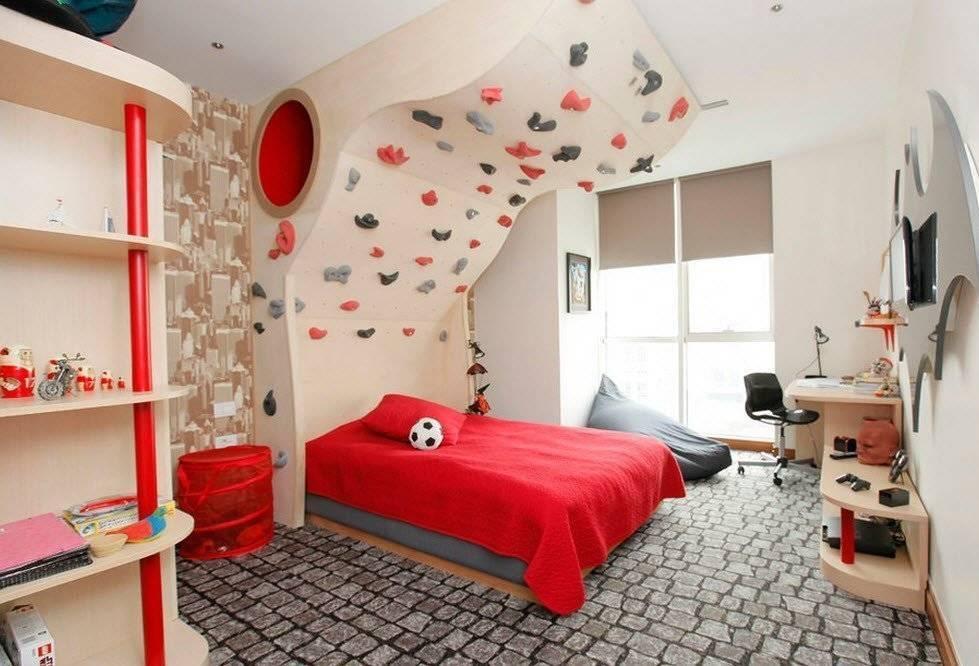 Спальня для детей: 150 фото новинок дизайна