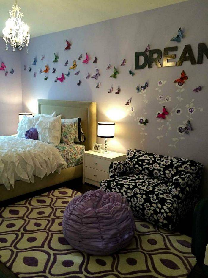 Декор спальни: 80 фото идей и советов оригинального дизайна спальной комнаты