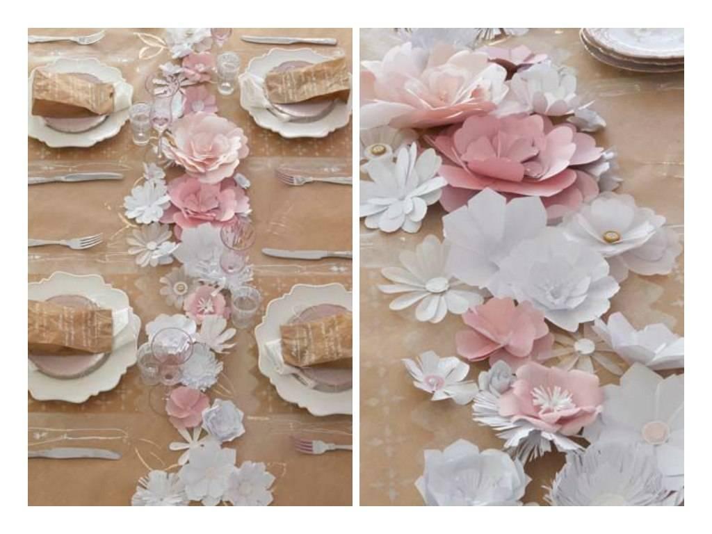 Цветы из бумаги своими руками – 4 мастер-класса для новичков