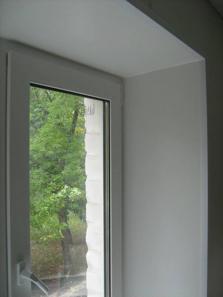Как сделать откосы на окнах - ремонт и дизайн