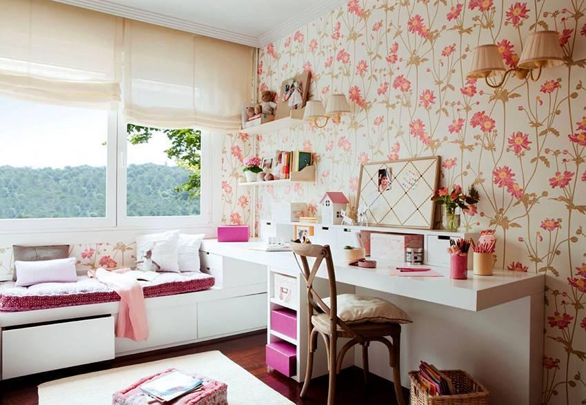 Отделка стен в детской комнате: 80 фото, современные идеи для девочки, мальчика