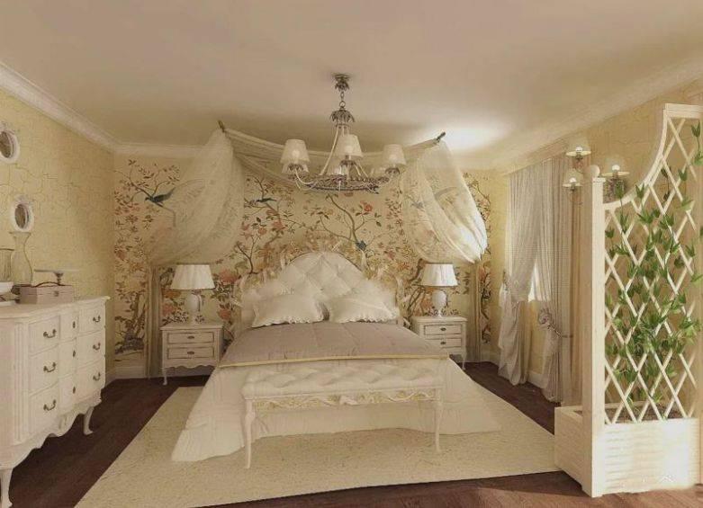 Спальня в загородном доме: дизайн интерьера, оформление - 40 фото