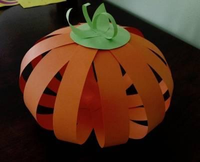 Как сделать тыкву на хэллоуин 2019 года своими руками