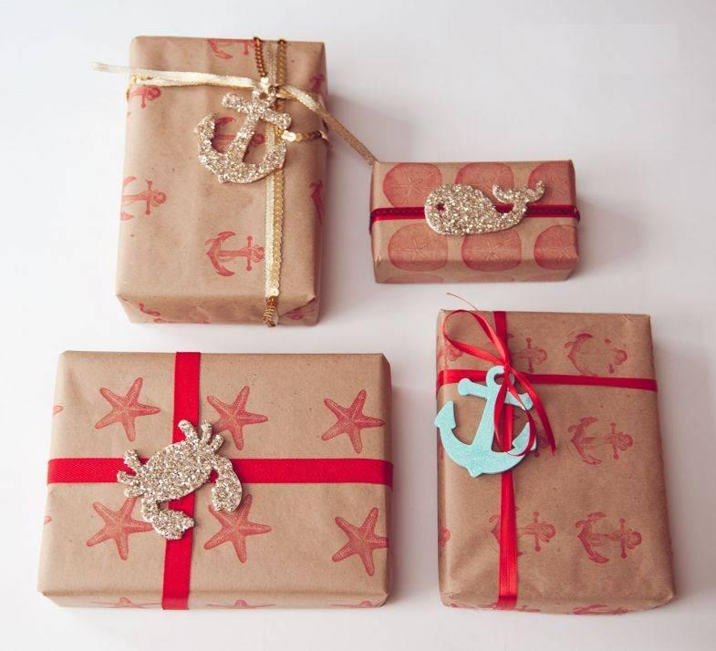 Как быстро и легко упаковать подарок?