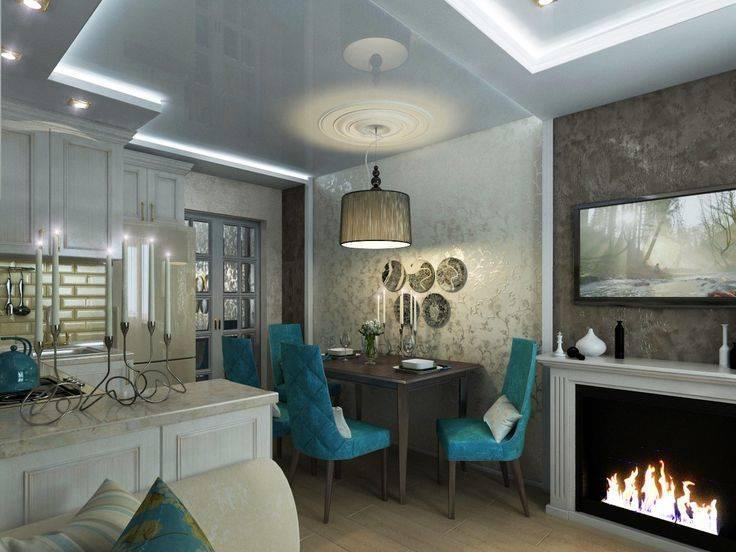Дизайн квартиры площадью 60 кв.
