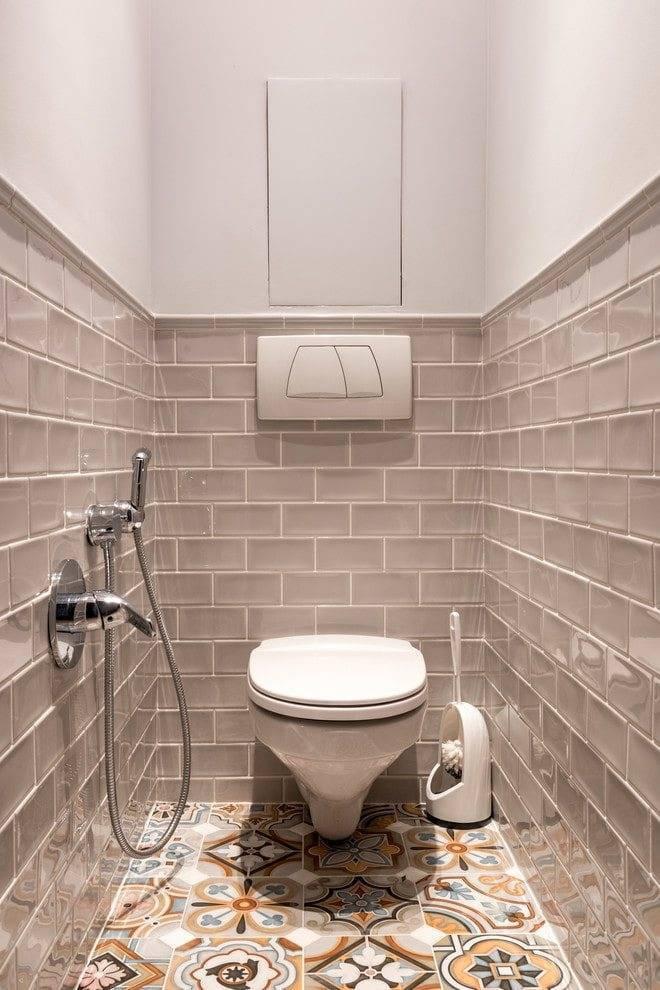 Дизайн туалета: оптимальные решения для маленького помещения