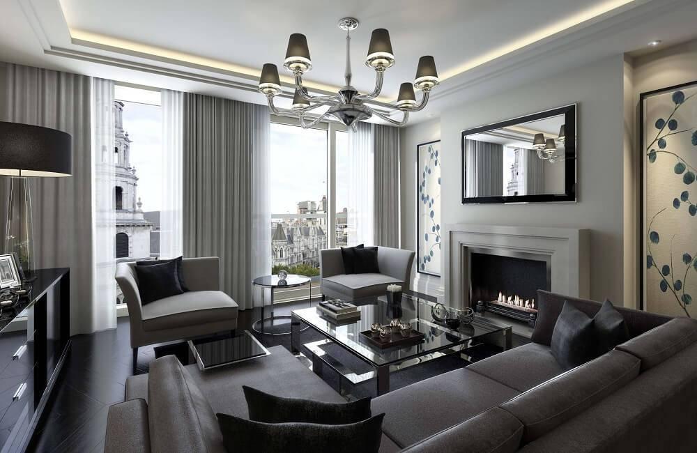 Дизайн квартиры-студии 30 кв.м: готовые проекты и идеи для обустройства