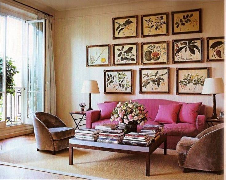 Дизайн стен в гостиной комнате - 100 фото лучших идей для интерьера