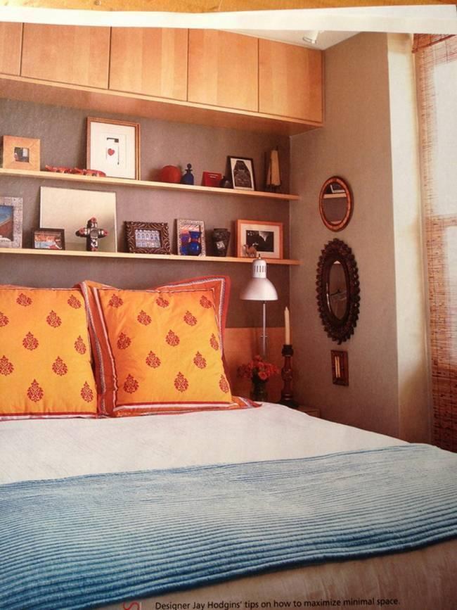 Шкафы над кроватью в спальне: фото интерьеров, идеи, выбор, виды