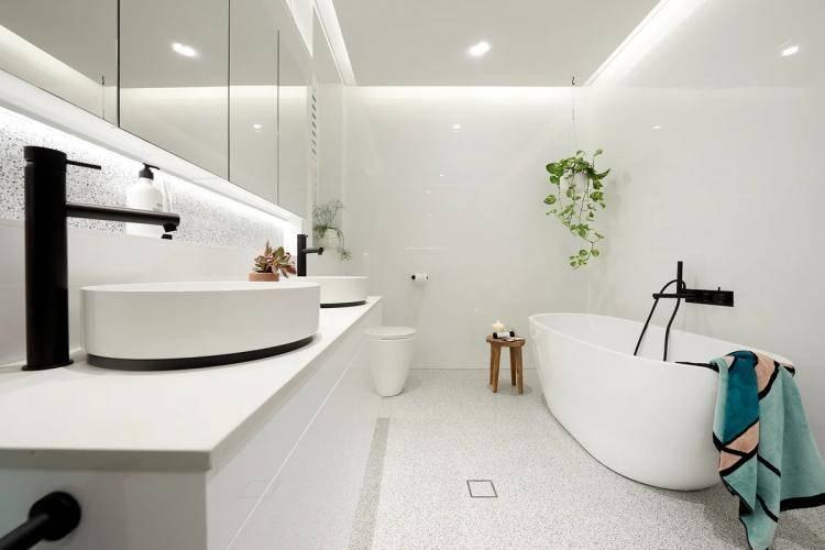 Дизайн ванной — тенденции 2020 года