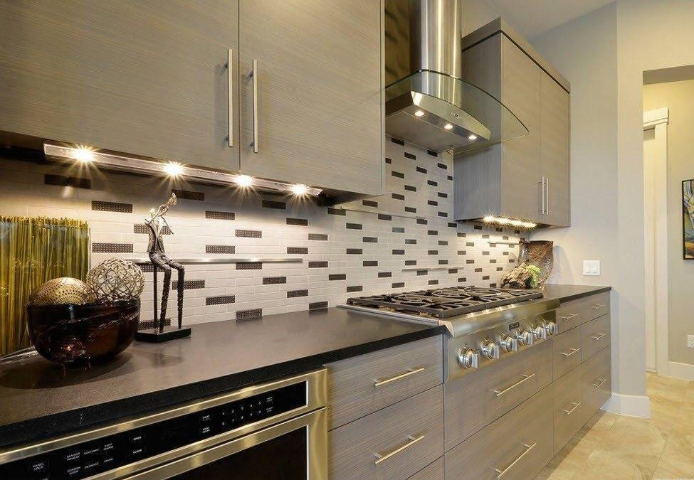 Плитка для кухни на фартук: критерии выбора