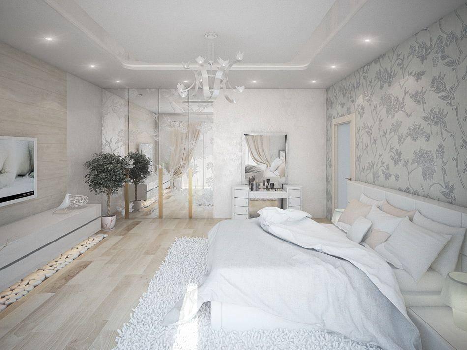 Светлая спальня — 150 фото оригинальных идей дизайна (правила сочетания светлых оттенков в спальне)