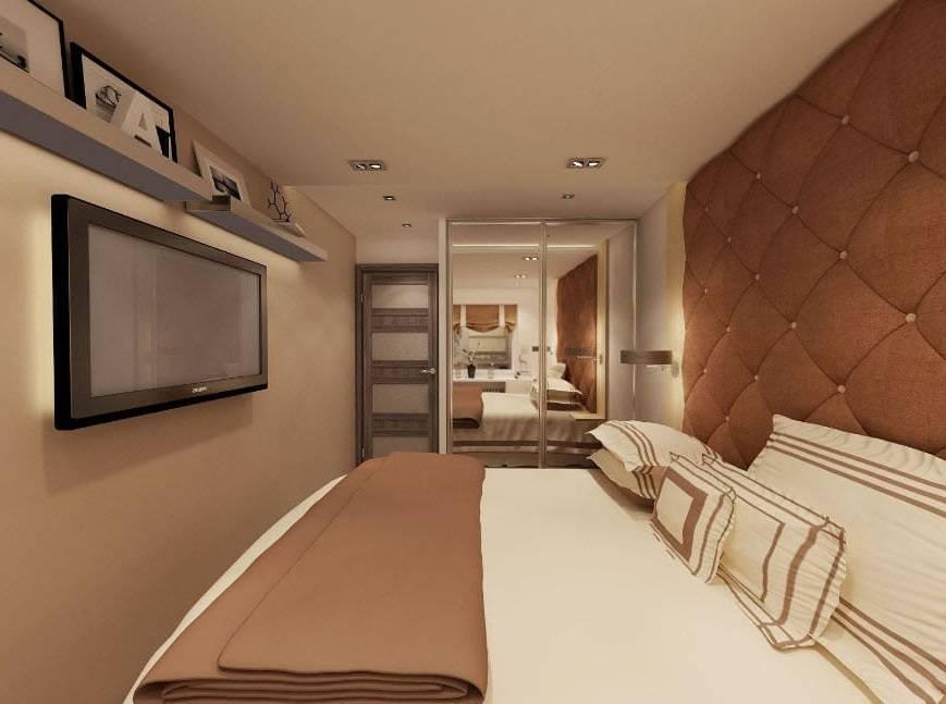 Дизайн узкой комнаты: 100 лучших идей