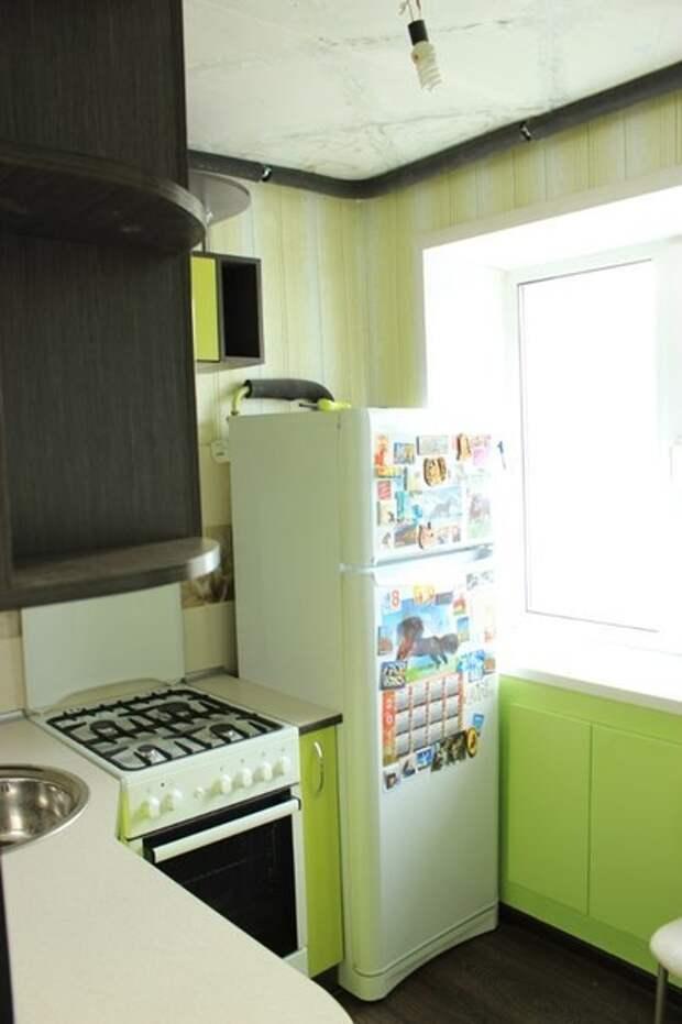 Кухня в хрущевке: 60 реальных фото, подробный гид по обустройству